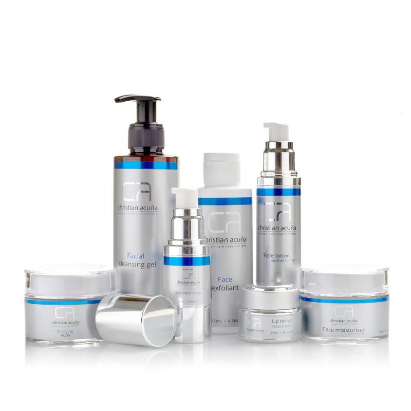 Oily Skin Treatment Collection for Men