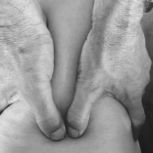 Shiatsu massage pressure points Sydney