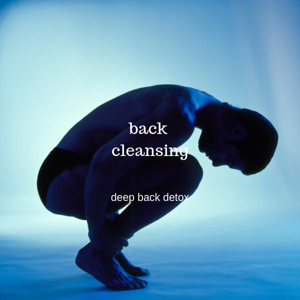 back cleansing services for men in Paddington, Sydney