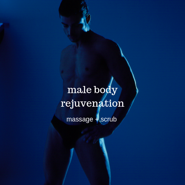 massage and body scrubs for men in Paddington, Sydney