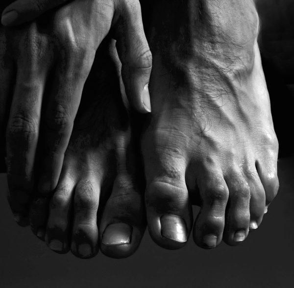 reflexology massage men Sydney