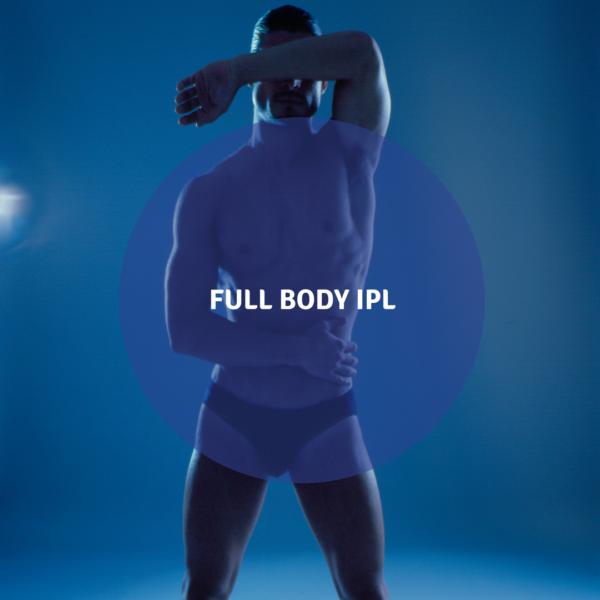 full body laser permanent hair removal for men in Paddington, Sydney