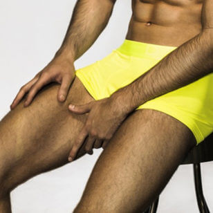 leg wax services for men in Sydney