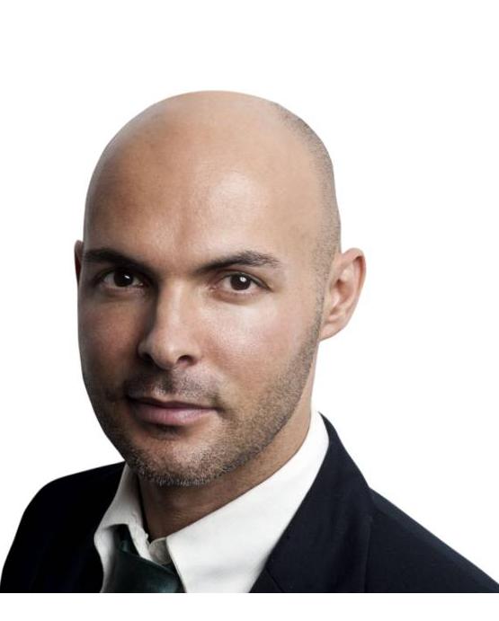 Christian Acuña, skincare specialist for men in Paddington, Sydney